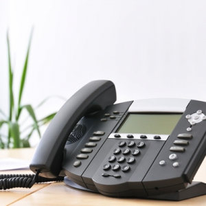 Answer Your Office Phone from Home with VoIP