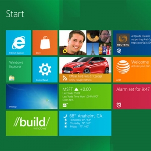 Getting Excited for Windows 8