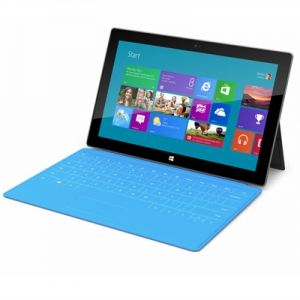 Microsoft Rises to the Surface