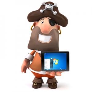Pirates Ahead, Be Ye Warned!