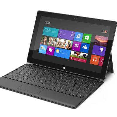 Microsoft's Surface Pro - a Full PC Experience in a Tablet