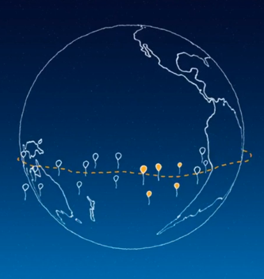 Project Loon by Google, Internet above the Clouds