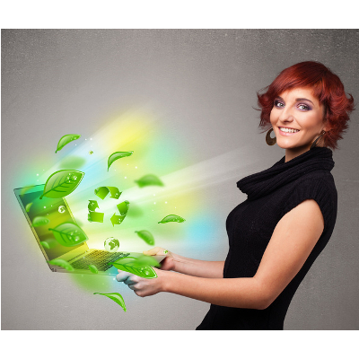 Go Green With Remote IT Support