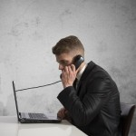Landlines Are SLow – Get VoIP!
