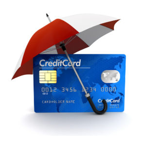Credit Card Umbrella