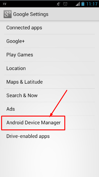 2 android device manager