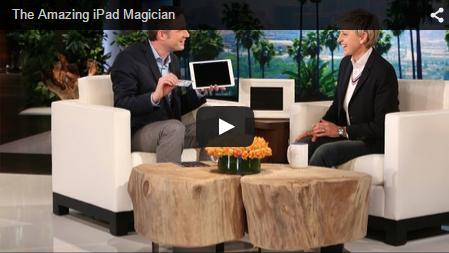 "Simon Pierro, the ""Wizard of iOS,"" is a Different Kind of Magician [VIDEO]"