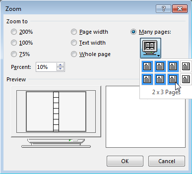 how to make two pdf pages on one page