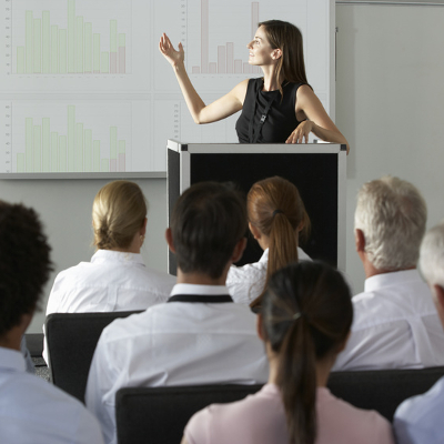 How To Give A Great Presentation, Part 1
