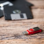 From Magnetic Tape to the Cloud: A Brief Look at the Past 60 Years of Data Storage