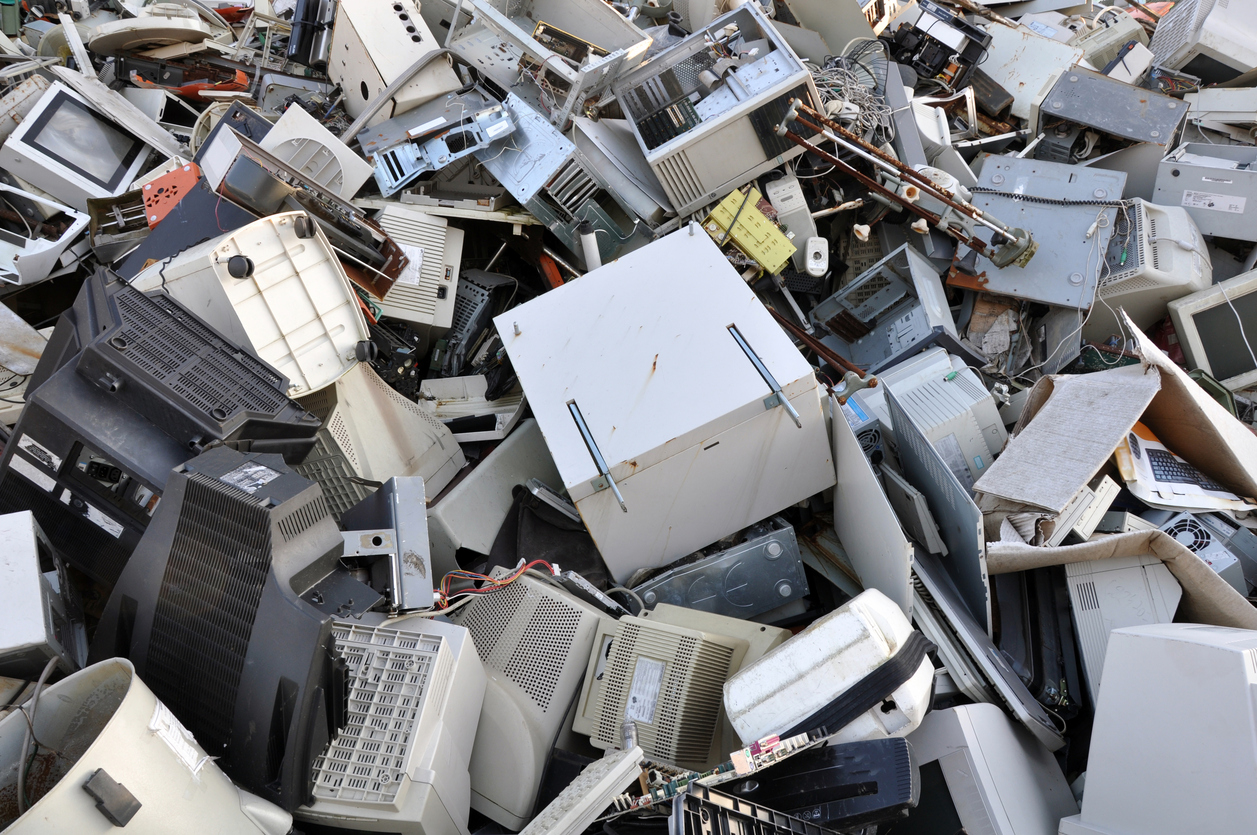 E-Waste Becomes Major Issue | Quikteks, LLC