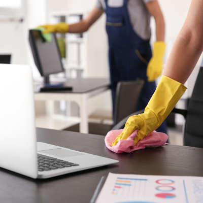 How To Make Sure Your Workstation is Sanitized